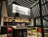 Ανακαίνιση - Κατασκευή του εστιατορίου Το Μουστάκι στο Χαλάνδρι